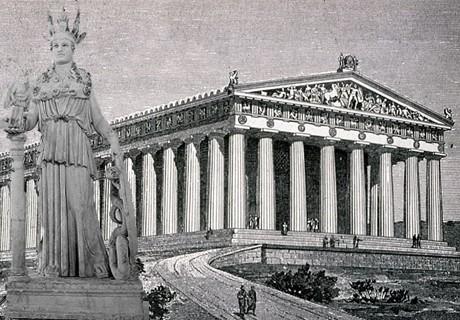 The Parthenon International Organising Committee